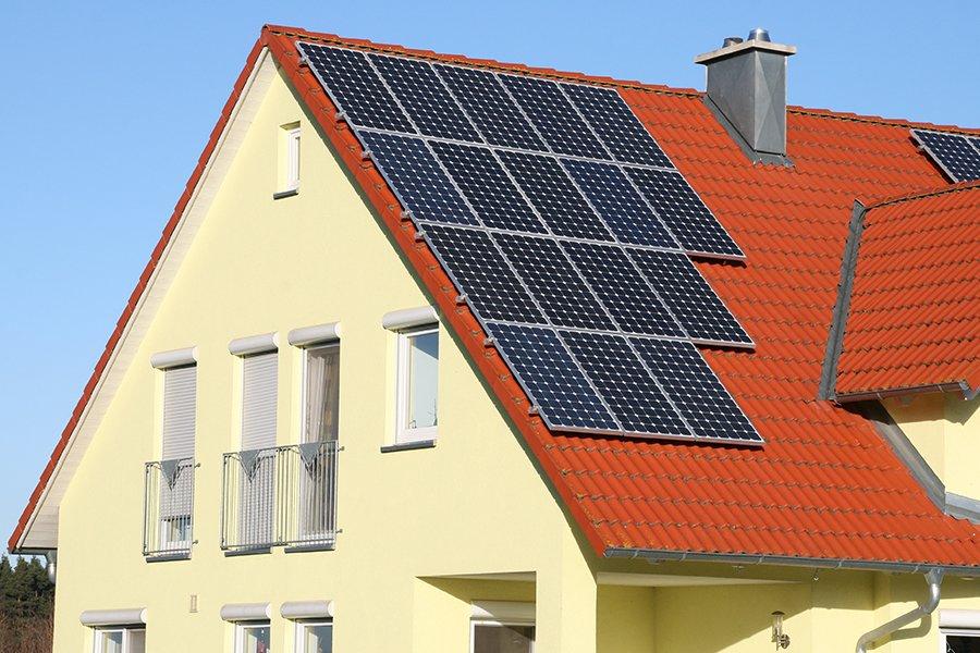 Fotowoltaiczne instalacje dachowe
